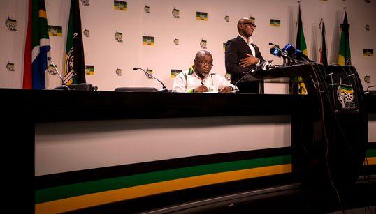 Backlash For Errant ANC MPs