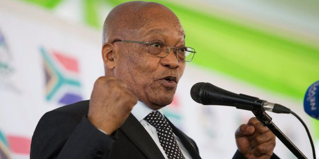 South African President Jacob