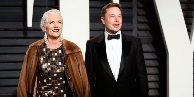 How Maye Musk's Parenting Helped Produce A Family Of