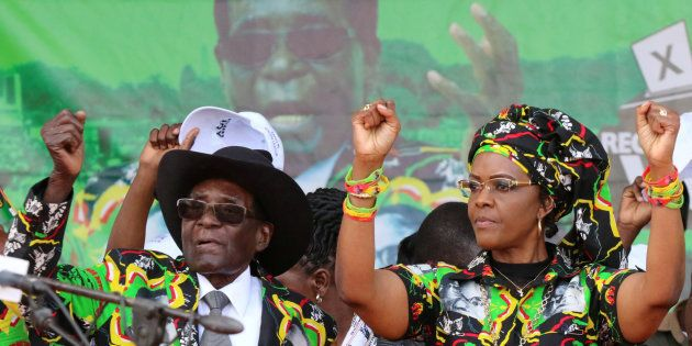 The Spotlight Will Be on The Mugabe's As SADC Summit Gets