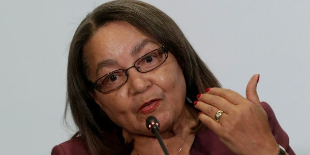 Cape Town Mayor Patricia De