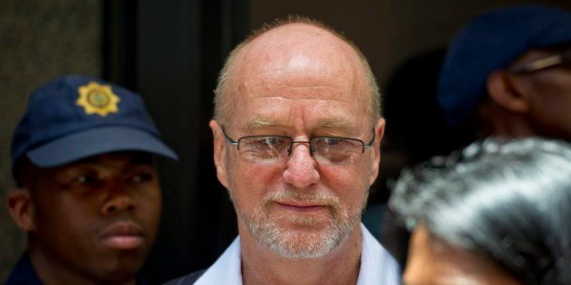 Derek Hanekom, chairperson of the ANC national disciplinary committee, but for how much