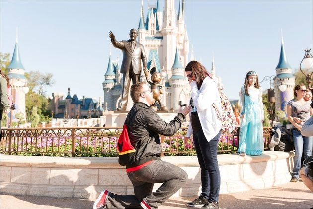 The Top 10 Most Popular Places To Propose Around The
