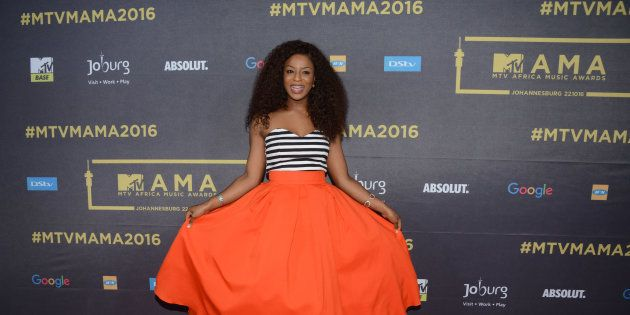Jessica Nkosi is not the shy character that she plays