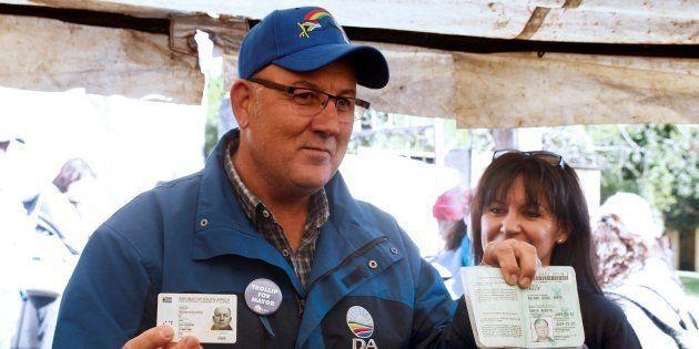 Nelson Mandela Bay mayor Athol