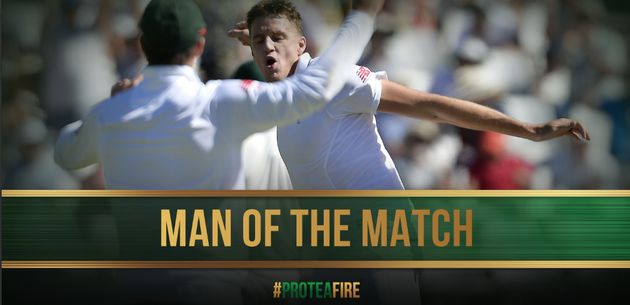 Morne Morkel Heads Into His Final Test For The Proteas On A High