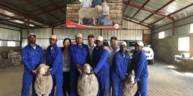 Free State Farmer Gives Workers