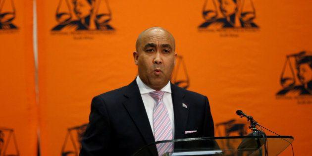 Judge Kriegler Goes To Court To Do What Zuma