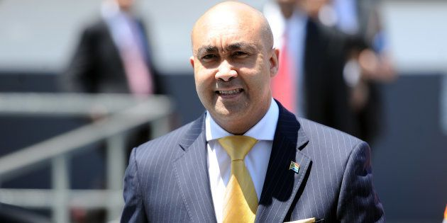 The NPA's decision to charge the finance minister and his deputies 'punched a hole in the