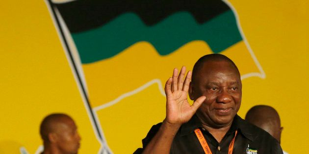 Numsa has not taken kindly to Cosatu's endorsement of Deputy President Cyril Ramaphosa for