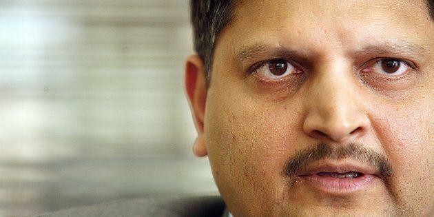 Billionaire businessman and newspaper publisher Atul Gupta. Photo: Gallo Images/Sunday Times/Kevin