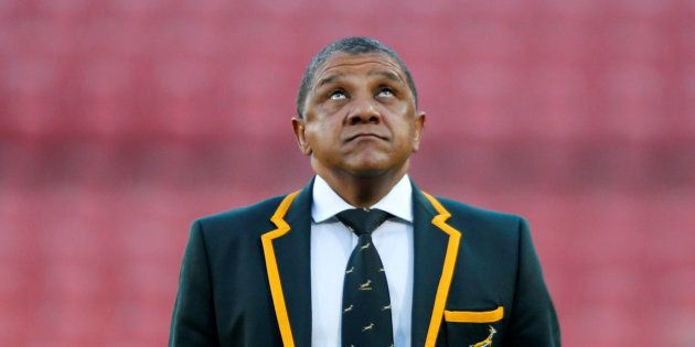 Allister Coetzee, South Africa's national rugby team