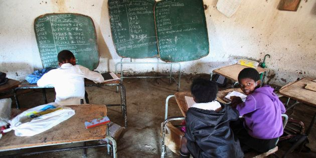 Stop Making Empty Promises, Eastern Cape Pupils Tell