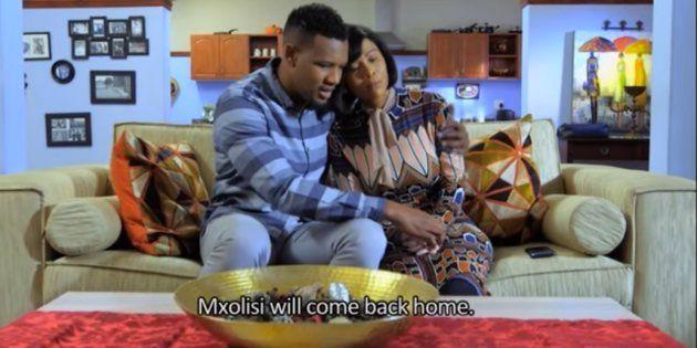He Is Alive!!!! Uzalo Mxolisi Wasn't Killed   HuffPost UK