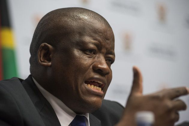 Lungisa Fuzile, former Treasury director-general, also felt he couldn't stay under Malusi