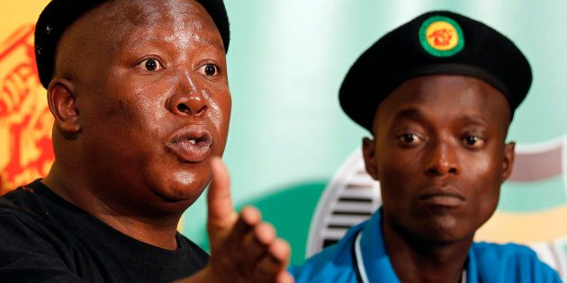 Malema: ANC 'Set Magaqa Up For