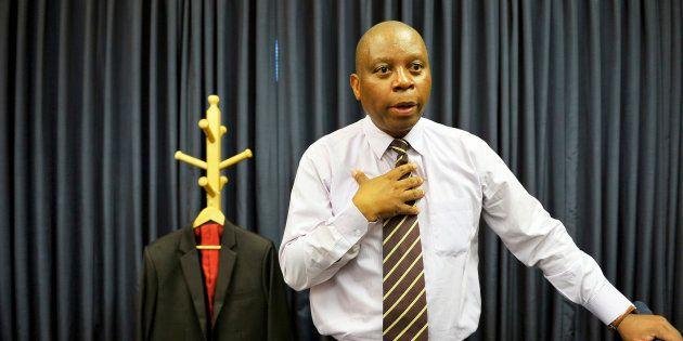 Herman Mashaba. Photo: Elizabeth Sejake/Foto24/Gallo Images/Getty
