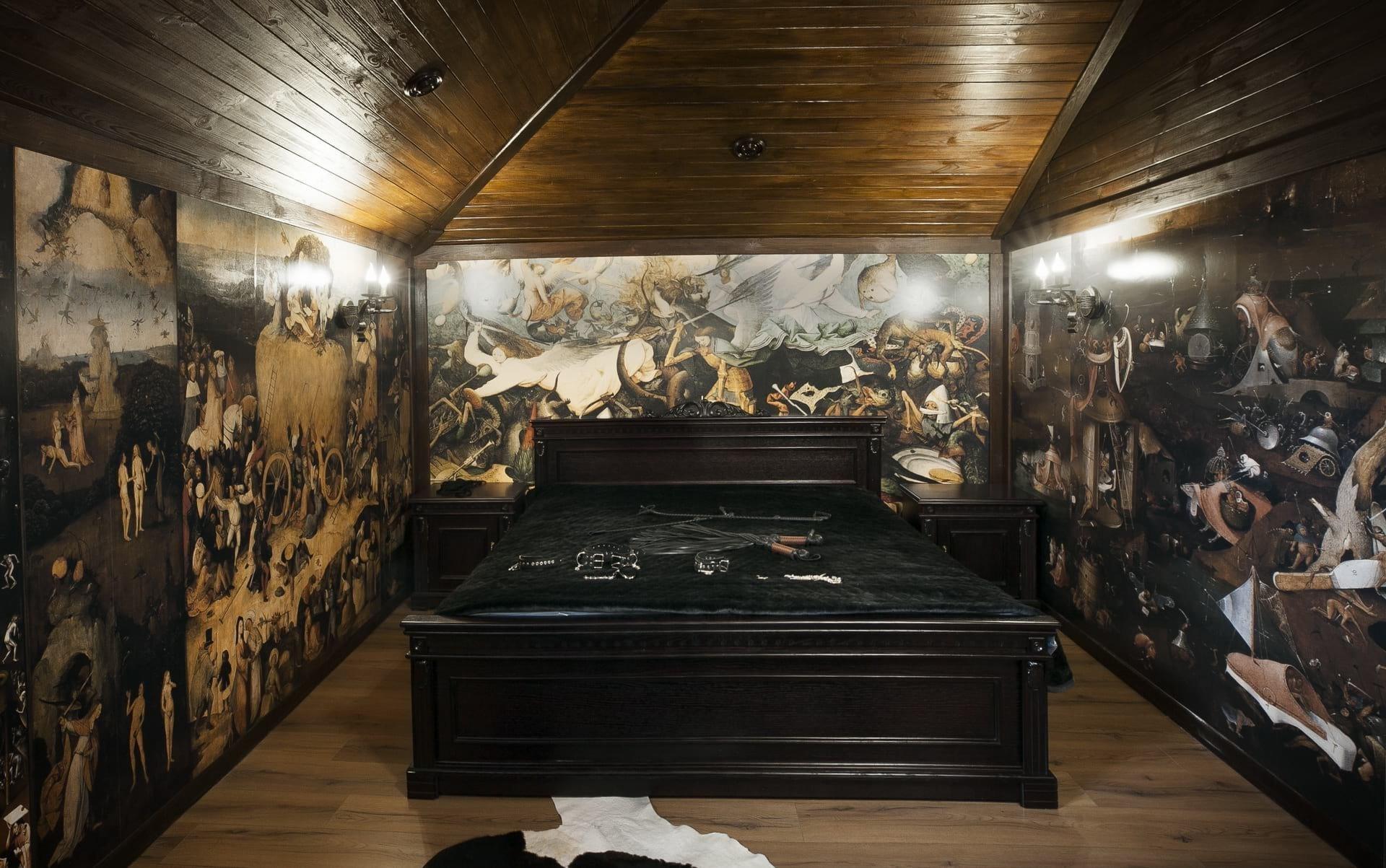 Эротические комнаты для секса
