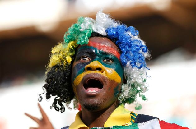 REUTERS/Siphiwe Sibeko (SOUTH AFRICA - Tags: SPORT