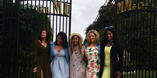 In Pictures: Minnie Dlamini's Paris Journey To Becoming Mrs