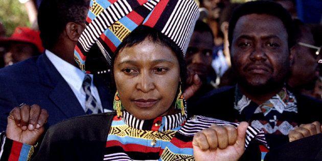'Winnie Madikizela-Mandela Wasn't Evil. She Was