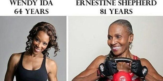These 5 Women, All Over 50, Are 'FitInspirations' Of