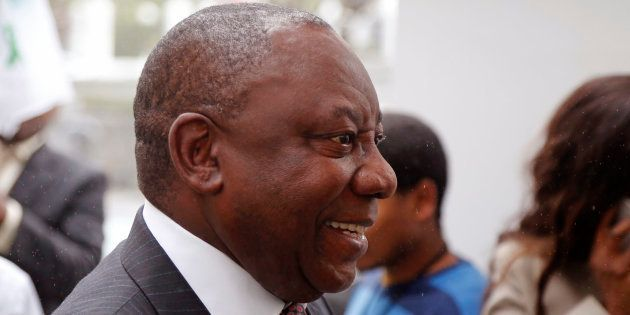 Ramaphosa On His Marks To Answer To Parliament On Minimum