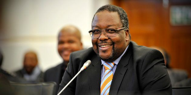 Minister of Police Nathi Nhleko warned Parliament's police committee that more was coming, including...