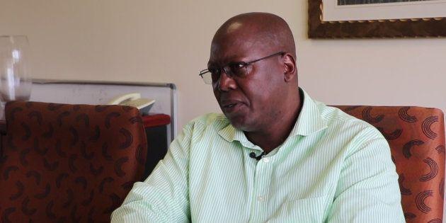 ANC provincial task team leader in KwaZulu-Natal, Mike