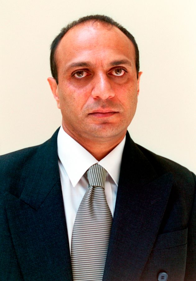 SOUTH AFRICA - MARCH 2005: Judge Mahomed Solomon Navsa on March 31, 2005 in South Africa. (Photo by Gallo...