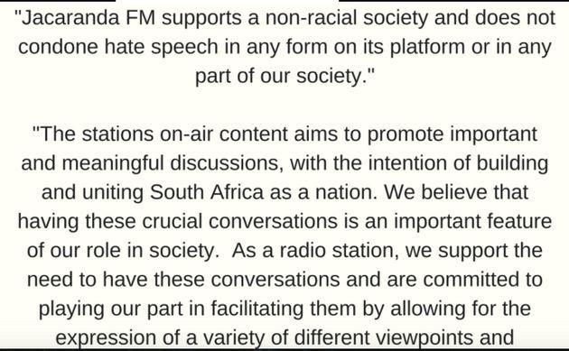 AfriForum Won't Charge 'Racist' Tumi