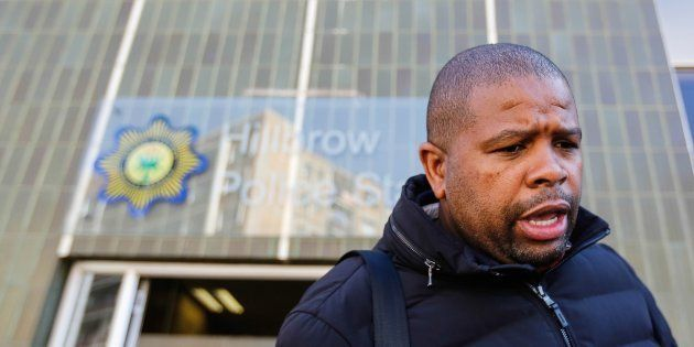 JOHANNESBURG, SOUTH AFRICA � JULY 30: Former Passenger Rail Agency of South Africa (PRASA) chief executive,...