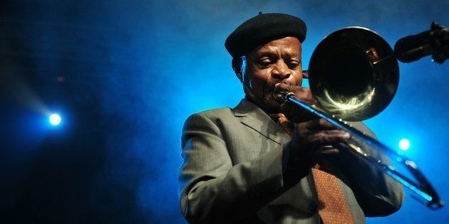 Gwangwa played a pivotal role in selling South African music to initially uninterested US