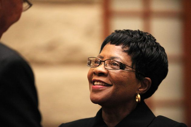 Faith Doreen Radebe was sworn in as Inspector General for Intelligence Advocate on April 7, 2010 in Cape...
