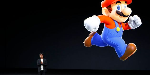 Super Mario Run just launched for all Apple IOS