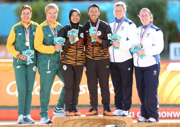 More CWG Gold For Team