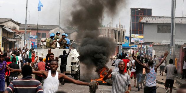 26 People Protesting Kabila Have Been Killed -- And Police Have No Information On The