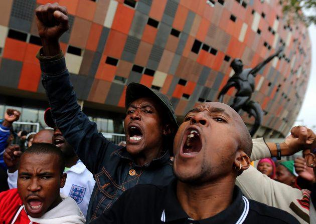 'Hooliganism Does Not Belong In SA