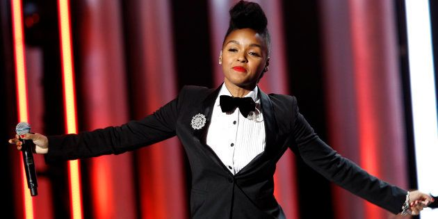 U.S. singer Janelle Monae performs during the annual Nobel Peace Prize Concert in