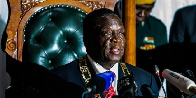 Zimbabwe Opposition Fears Mnangagwa And Army Plan To Rig