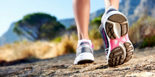 While you're just hitting your stride, your body is punishingly hard at
