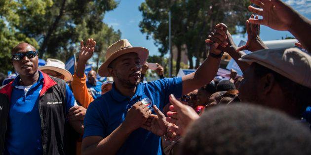 DA leader Mmusi