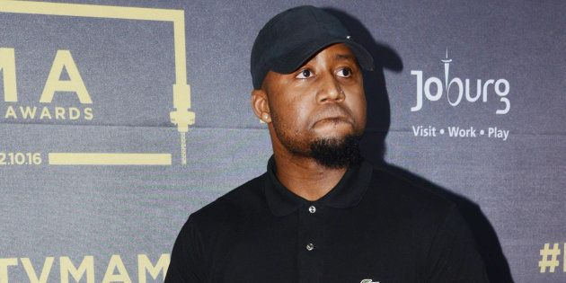 We're not sure how sympathetic we can be in the case of Cassper Nyovest's keyed