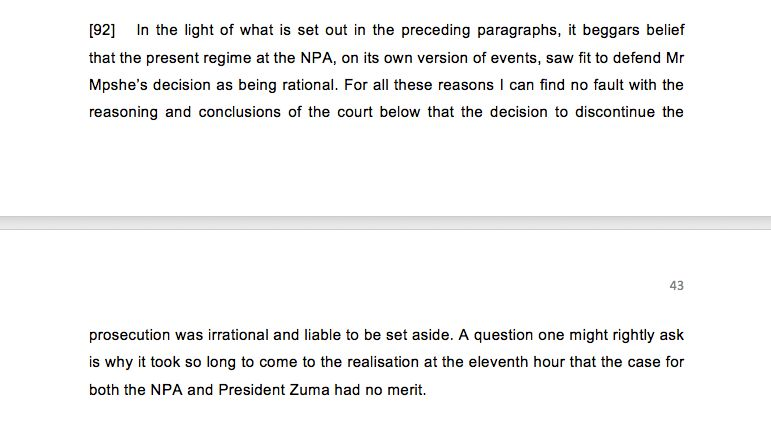 Jacob Zuma: Battered And Bruised In