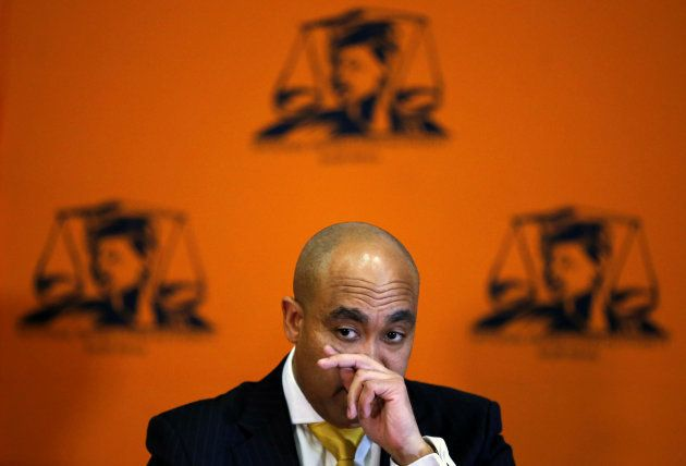 Oh, what to do Shaun, what to do? Shaun Abrahams, national director of public prosecutions, will have...