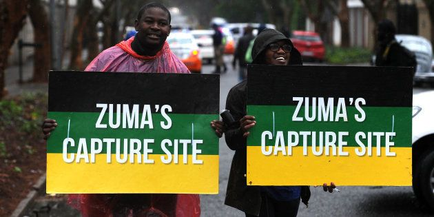The term State Capture gained fame after it was used in the title of former Public Protector Thuli Madonsela's