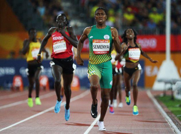 Gold Coast 2018 Commonwealth Games - Caster Semenya in