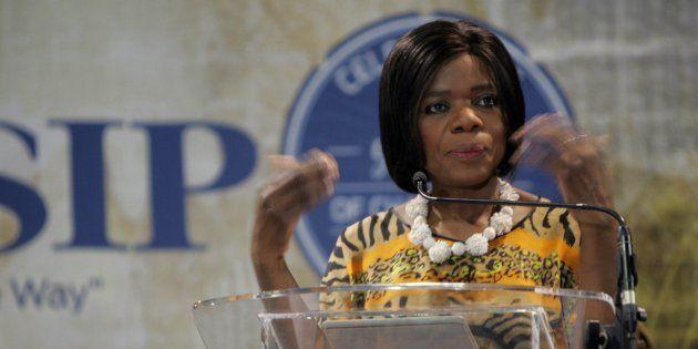 Edward Zuma Says Madonsela Is A Proxy Herself After 'Insults' Against Nkosazana