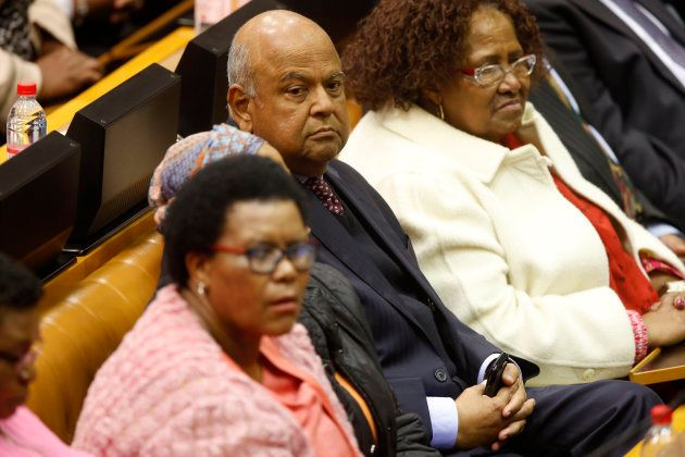 The backbencher . . . Pravin Gordhan knows exactly how state capture works. The former minister of finance...