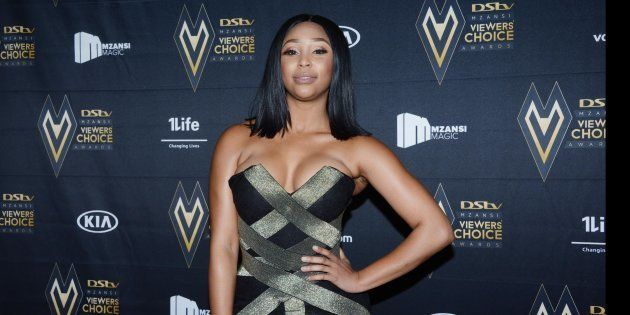 Minnie Dlamini's Wedding Special Has Broken The Record As The Highest Rated Show on Vuzu Amp --